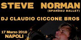 Steve Norman & Dj Claudio Ciccone