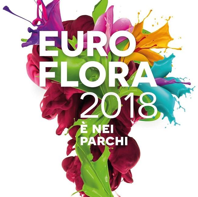 Euroflora 2018, fiori e colori nei Parchi di Nervi