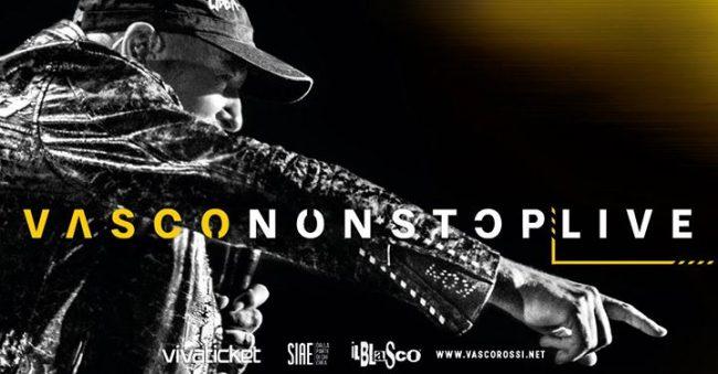 Vasco Non Stop Live 2018 - In arrivo il secondo lotto di biglietti
