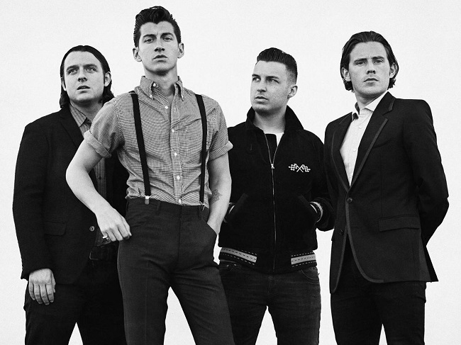Gli Artic Monkeys Live in Italia con 2 date uniche a Roma e Milano
