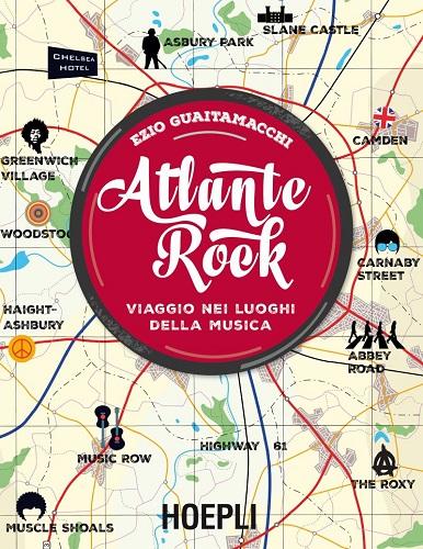 """Ezio Guaitamacchi a Los Angeles con la presentazione di """"Atlante Rock"""""""