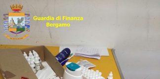Bergamo operazione Bon Vojage