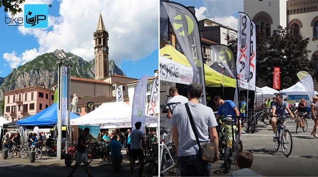 BikeUp fa tappa a Lecco e a Milano: le date e gli eventi in programma