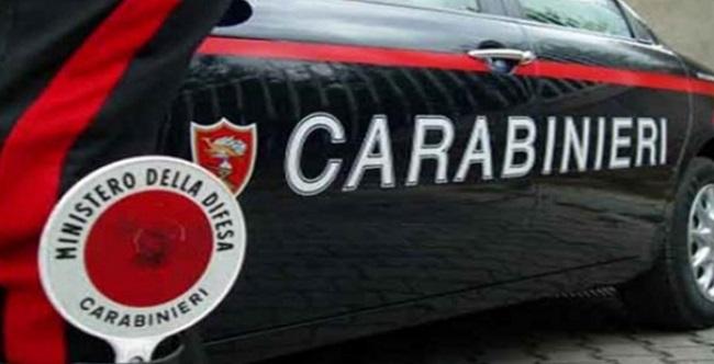 Rocca San Felice, trova i ladri in casa e chiama i Carabinieri