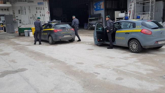 Caserta arresti GdF