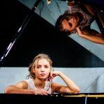 Eleonora Betti al piano