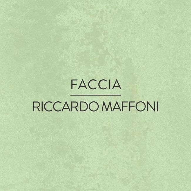 """Riccardo Maffoni: da domani esce l'album """"Faccia"""""""