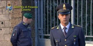 GdF Caserta