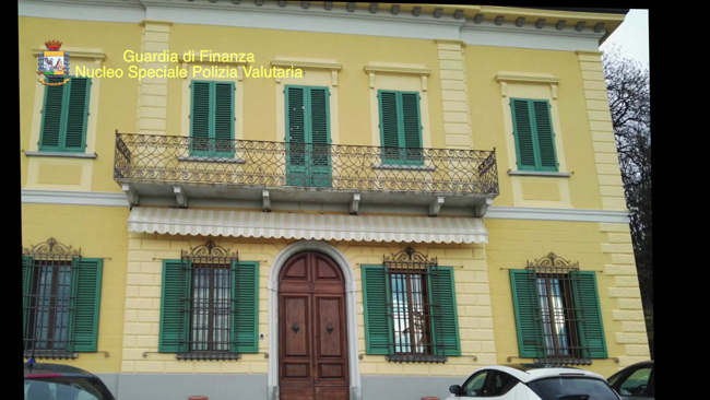 """GdF """"Mala del Brenta"""": sequestrati immobili di pregio"""