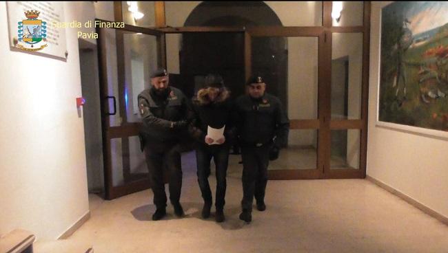 Pavia, sgominata organizzazione di trafficanti di stupefacenti