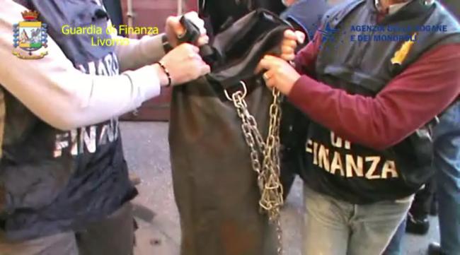 Livorno, sequestrati 200 kilogrammi di cocaina proveniente dal Cile