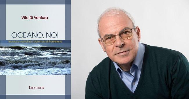 """""""Oceano, noi"""": Vito Di Ventura a Cori per """"Confessioni di uno scrittore"""""""