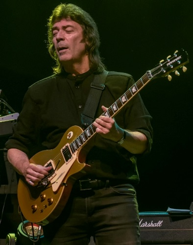 "Steve Hackett torna in Italia con il ""2018 Tour De Force"""