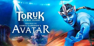 Toruk - Il primo volo