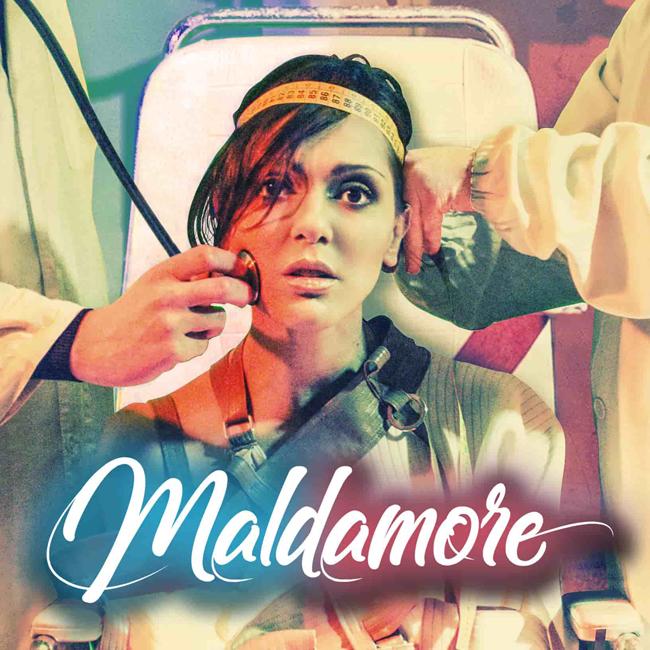 """Simona Molinari, """"Maldamore"""": il videoclip"""