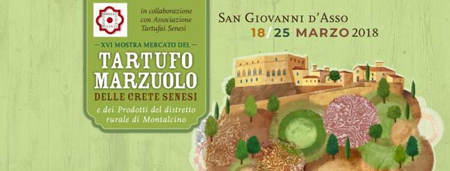 Festa del Tartufo Marzuolo 2018 a San Giovanni d'Asso