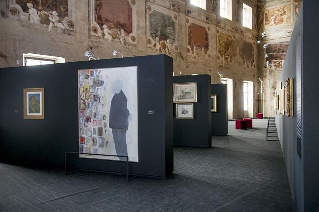 """Inaugurato il museo """"Ligabue"""" a Gualtieri"""