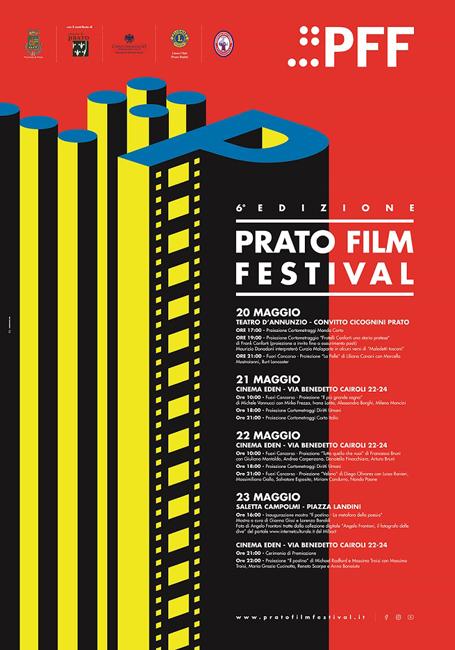 Prato Film Festilval 2018: il programma completo