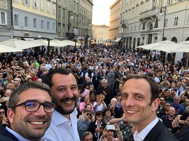 Elezioni regionali in Friuli Venezia Giulia: Lega al 57% con Massimiliano Fedriga