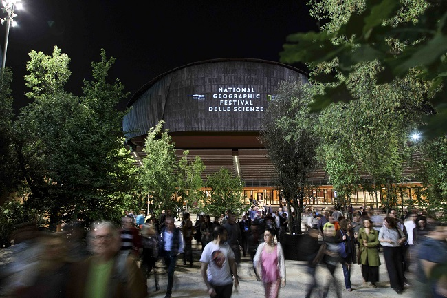 National Geographic Festival delle Scienze: a Roma dal 16 al 22 aprile