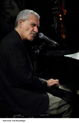 Paolo Conte Live per AIRC al Teatro Arcimboldi di Milano