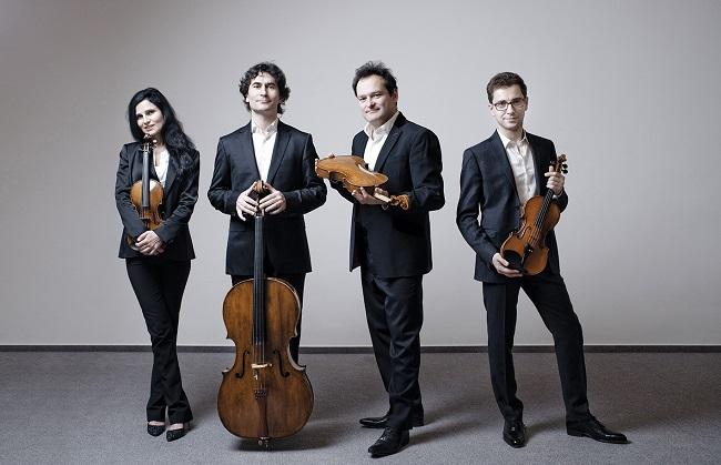 """LuganoMusica presenta """"Weekend di Quartetti"""" dal 20 al 22 aprile"""