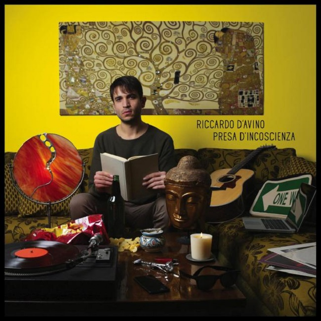 """""""Presa d'Incoscienza"""" ecco il nuovo album di Riccardo D'Avino"""