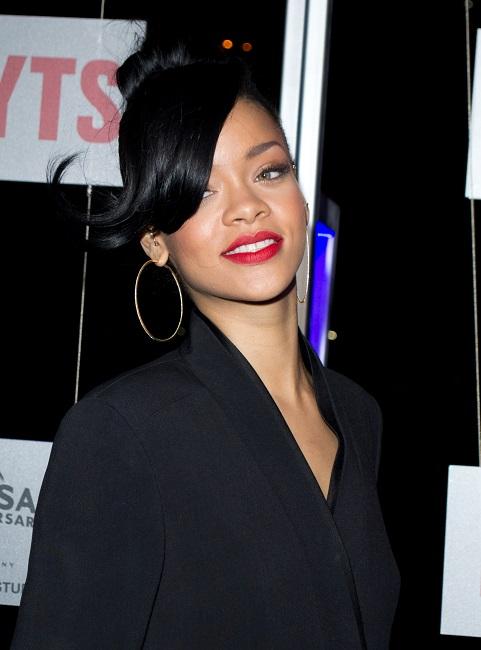 Rihanna intervista esclusiva Rai2