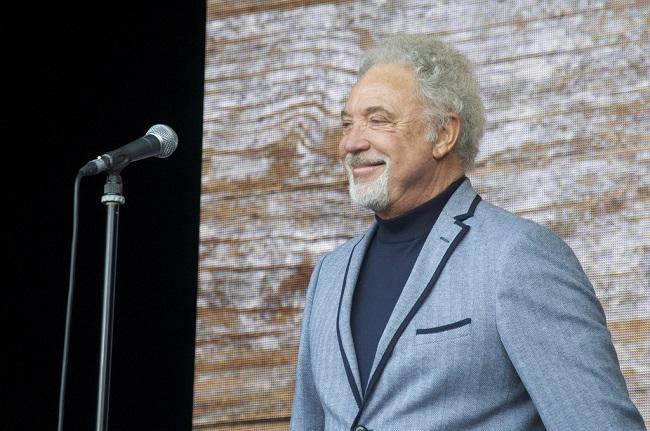 Tom Jones Live il 9 agosto, Forte Arena, Santa Margherita di Pula (CA)
