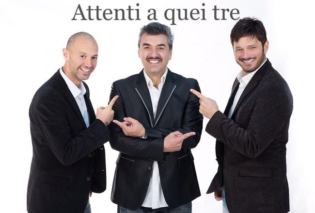 Trio.it Live in concerto il 22 aprile al Nuovo Teatro Orione di Roma