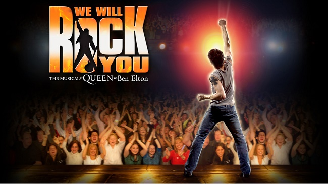 Il musical We Will Rock You in tour: le date annunciate