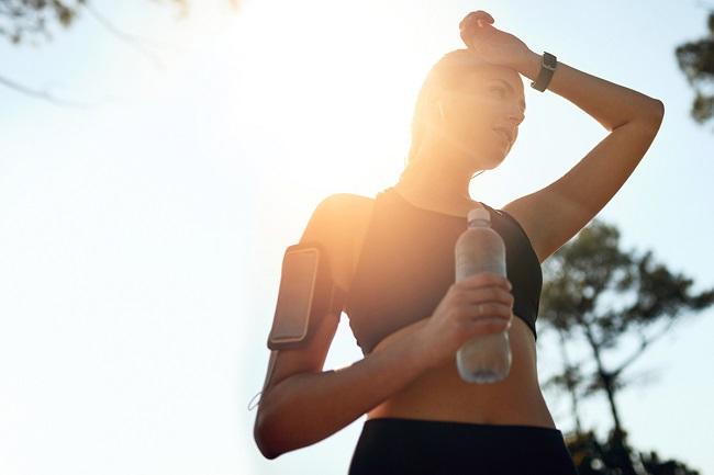 Jogging e corretta idratazione: consigli per la primavera
