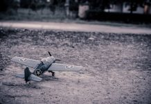 modellino aircraft