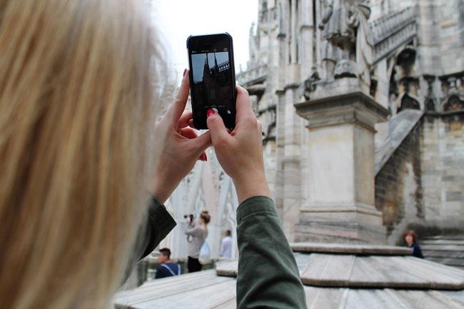 telefono Duomo Milano