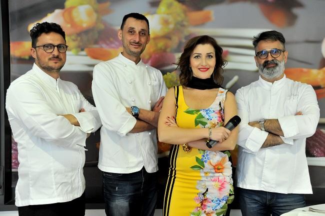 Carmen Morello e Chef