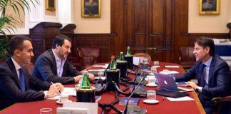 Governo Lega-M5S