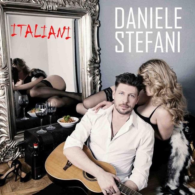 """Daniele Stefani: dall'11 maggio il nuovo singolo """"Italiani"""""""