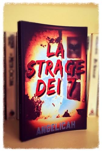 """Chiara Gentili presenta il suo primo romanzo """"La Strage dei 7"""""""
