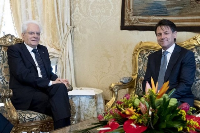 Governo Lega-M5S: Giuseppe Conte è il Premier incaricato da Mattarella