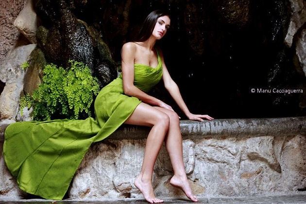 MCFW 2018 abito stilista Vanessa Villafane