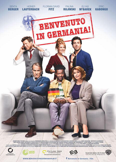 benvenuto in germania film