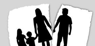 famiglia separata