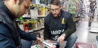 Torino sequestrati 2 milioni articoli contraffatti