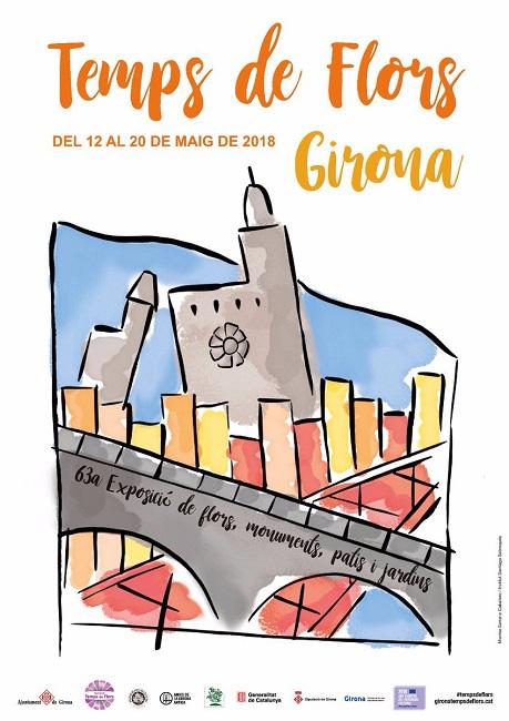 Girona 63° edizione Temps du Flors