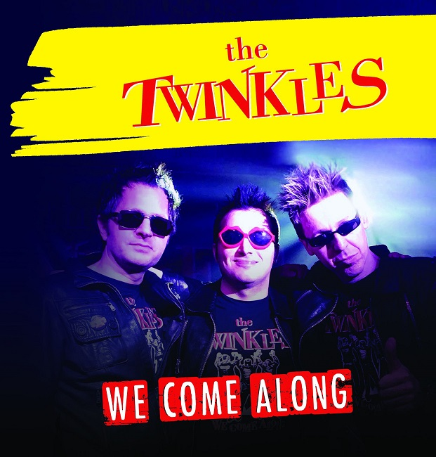 We Come Along nuovo album The Twinkles