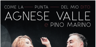 Agnese Valle Pino Marino Come la punta del mio dito nuovo singolo
