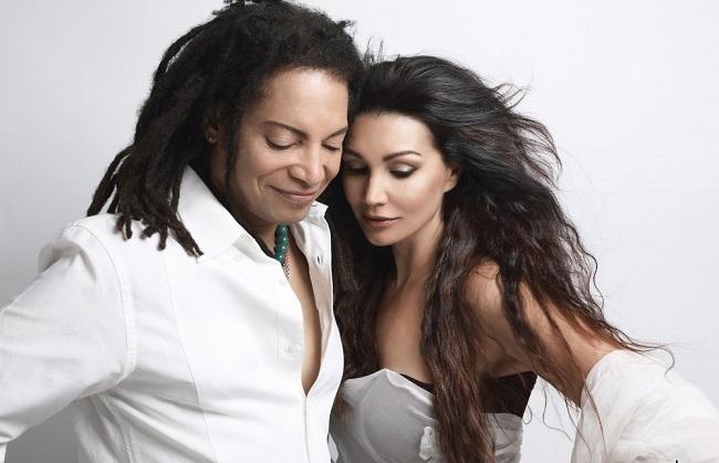 Luisa Corna Live a luglio con Sananda Maitreya e Sugar Plum Pharaohs