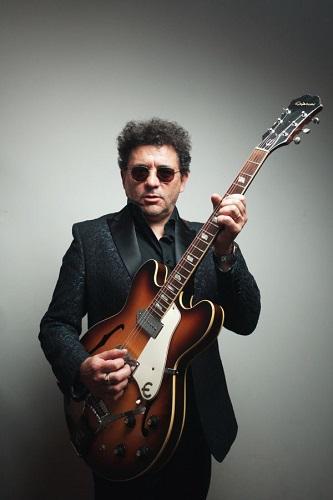 """Mike Sponza: da oggi il singolo """"Blues for the Sixties"""""""
