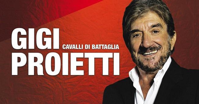 """Programmi TV 9 giugno 2018: su Rai1 """"Cavalli di Battaglia"""" di Gigi Proietti"""