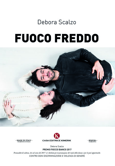 Debora Scalzo presenta Fuoco Freddo Mondadori Viterbo